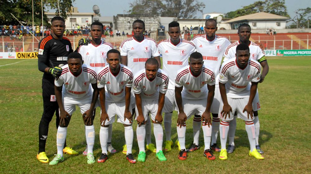 Everton expects improved Abia Warriors' performance vs. Cynosure FC
