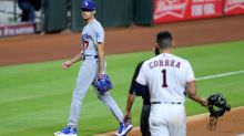 Watch: Joe Kelly taunts Carlos Correa, sparks Dodgers-Astros fireworks
