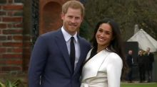 Package containing a 'substance' reportedly addressed to Prince Harry and Meghan Markle prompts anthrax scare