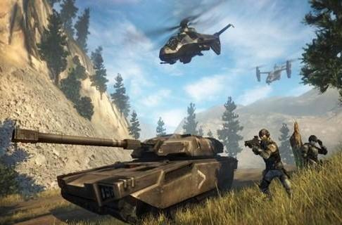 Frontlines gets free map on Xbox Live