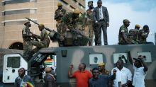 Zimbabwe's next leader heads home after Mugabe exit