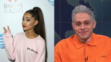 Ariana Grande releases new song as ex-Pete Davidson calls her a 'wonderful person' on 'SNL'
