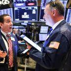 Stocks little changed amid earnings, data deluge