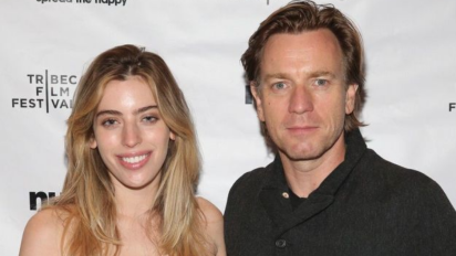 Ewan McGregor's daughter calls him an 'a**hole' for leaving her mom