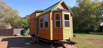 Tiny houses are trending - and here's who driving it