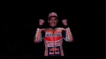 La divertida felicitación de Lucía Rivera a Marc Márquez tras su nueva victoria