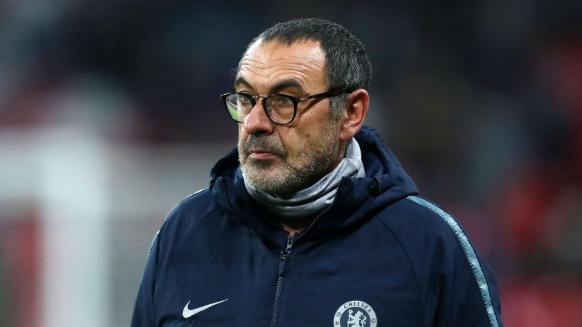 Sarri: Premier League referees not ready for VAR
