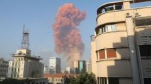 Massive explosion shocks Beirut, casualties feared