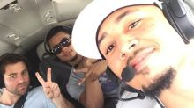 Mookie Betts personally flew Chris Archer to the All-Star Game in a jet