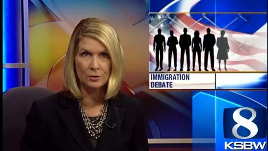 Immigration debate takes center stage on Central Coast