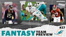 NFL Team Preview: Dolphins are better in reality than for fantasy