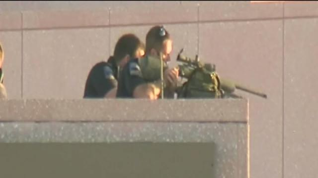 Saint Francis emergency room locked down due to police standoff outside with suicidal subject