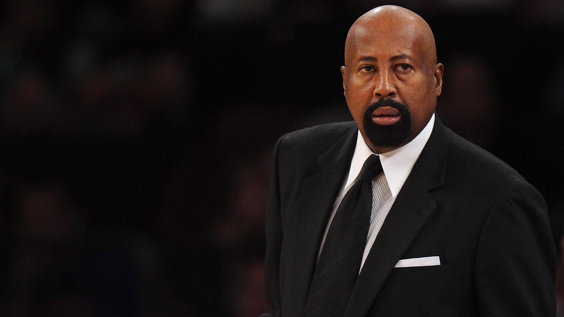 news.yahoo.com: Indiana to hire Mike Woodson as next head basketball coach