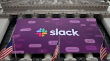 Slack shares end higher after Baird initiates coverage with bullish rating
