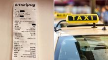 Passenger slams Sydney taxi driver who charged $90 for 10-minute ride