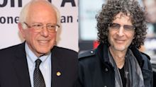 Howard Stern says Bernie Sanders is probably his 'biggest hero'