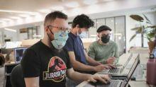 Masque dans les entreprises: pas de répit dans les open spaces