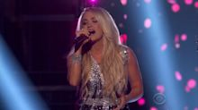 Carrie Underwood makes a triumphant return, but not everyone is happy about it