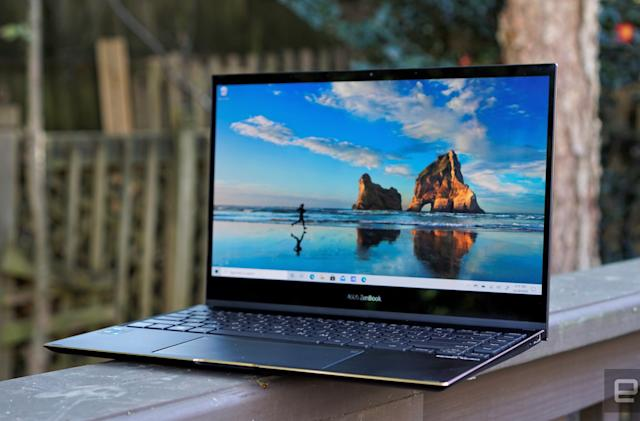 ASUS ZenBook Flip S review: An OLED beauty with a few flaws