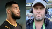 'Don't post sh*t': NRL war of words erupts over 'crocodile tears'