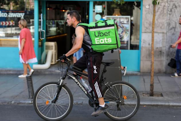 Tipping point: The gig economy hits delivery drivers in their wallets