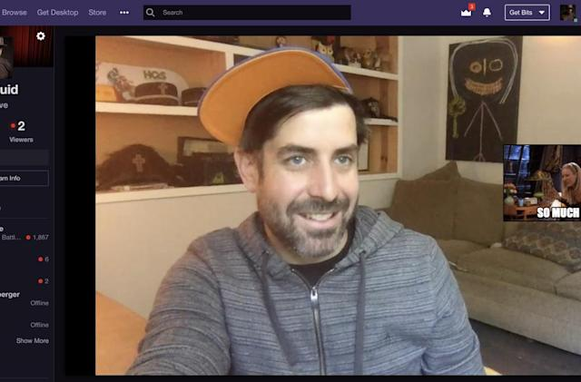 Twitch is giving the people what they want: GIFs