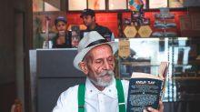 """Jovem transforma seu avô de 98 anos em """"hipster"""" em divertida série de imagens"""
