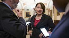 Klobuchar Says 'Small But Mighty' Group Is Out to Bust Trusts