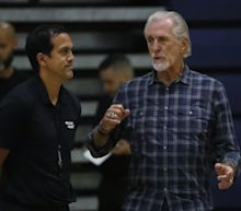LeBron James says Erik Spoelstra 'hasn't gotten his respect,' but not because of him