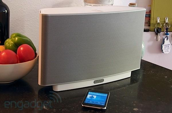 Sonos ZonePlayer S5 all-in-one speaker system now available