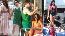 These Pictures of Priyanka Chopra Jonas and Nick Jonas Holidaying in Miami Will Make You Instantly Jealous – View Pics
