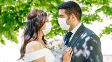 Dangerous coronavirus wedding trend slammed: 'Blows my mind'