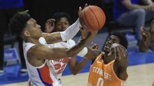 Short-handed Florida stuns No. 6 Tennessee 75-49