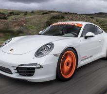 Driving the Porsche 911 Hybrid that Porsche won't make