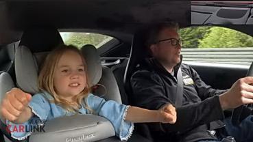 「走跳江湖」算什麼!德國「四歲女童」勇闖「綠色地獄」250趟(內附影片)