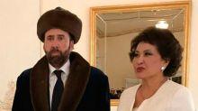 Nicolas Cage vuelve a ser el rey de los memes con una foto hilarante