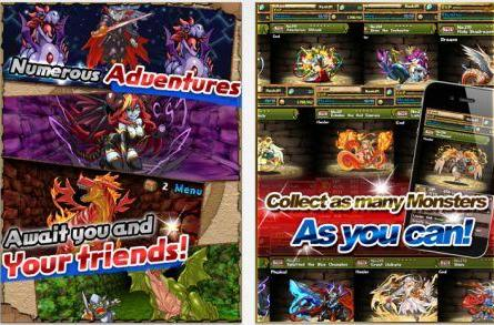 GungHo reports Puzzle and Dragons is earning $3.75 million a day