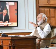 India, Australia sign defense, trade deals to bolster ties