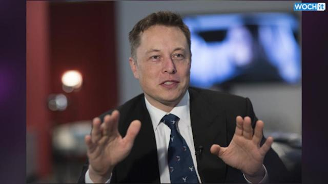 Tesla's Elon Musk: It Wouldn't Be Hard To Build A Flying Car