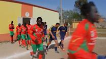 Success for a Soccer Team of Migrants in Italy