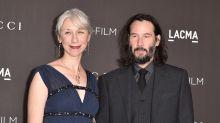 """Namorada de Keanu Reeves consegue ordem judicial contra """"stalker"""" do ator"""
