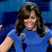 Michelle Obama Chooses Low-Key Look For 2016 Democratic National Convention