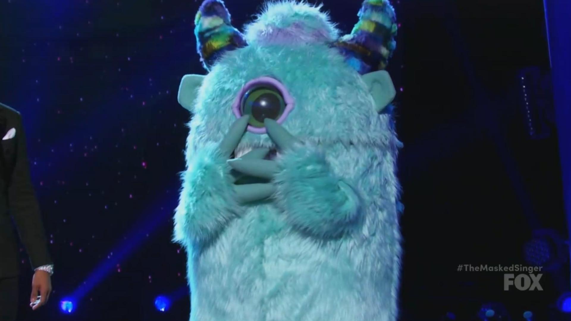 Rapper surprises as 'Masked Singer' champion