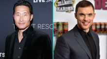 Ed Skrein and Daniel Dae Kim Spend Time Together After 'Hellboy' Casting Controversy: '#FullCircle'