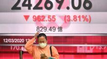 Trump et la pandémie font s'écraser les marchés