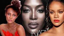 As Naomi Campbell scores first NARS campaign, is the beauty industry finally becoming more inclusive?