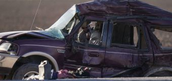 Crash that killed 13 on route for illegal border crossings