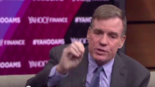 Mark Warner: Tech companies self-regulating 'just doesn't cut it'