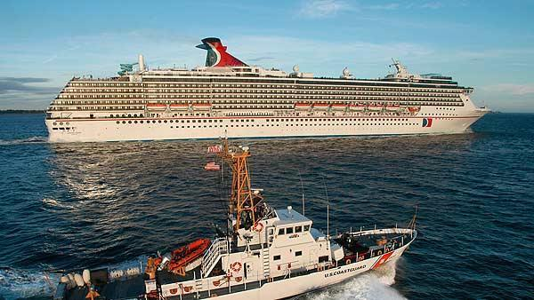 Another Carnival ship, Legend, experiences problems