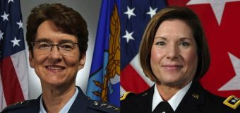 Female generals' promotions delayed under Trump